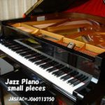 音楽配信:Jazz Piano small pieces